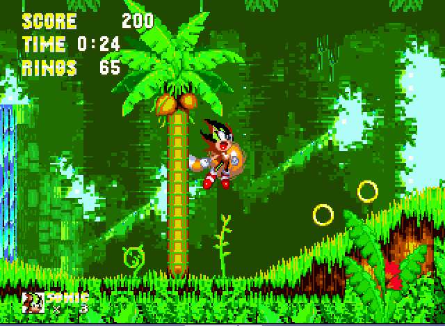 Sonic the Hedgehog 3 - S.SHADOWmj - User Screenshot